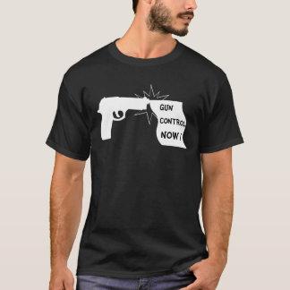 De contrôle des armes T-shirt maintenant