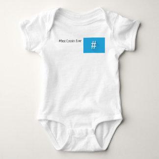 De cousin #Best le T-shirt de bébé jamais