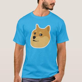 De doge de T-shirt shibe très un tel style