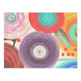 De fleur de nature toujours ranunculus floral de cartes postales