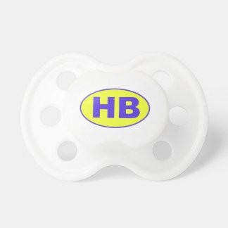 De Higgins de plage ovale HB Sucettes Pour Bébé