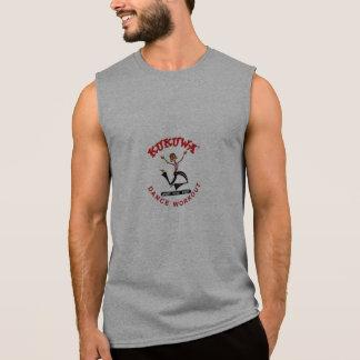 De Kukuwa® T-shirt sans manche de coton ultra pour