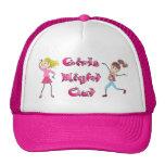 De la fille de la nuit chapeau casquettes