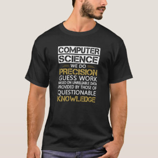 DE L'INFORMATIQUE T-SHIRT
