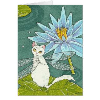 De Lotus carte de note catterfly