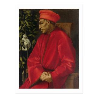 De Medici (IL Vecchio) de Cosimo (1389-1463) 1518 Carte Postale