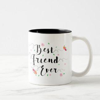 De meilleur ami tasse jamais