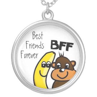 De meilleurs amis collier pour toujours