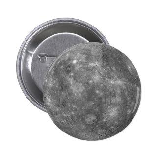 ~ de MERCURY de PLANÈTE (système solaire) Badge