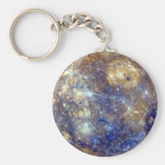 ~ de MERCURY v2 (système solaire) de PLANÈTE Porte-clé Rond