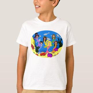 De Merpeople T-shirt de partout dans le monde