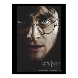 De mort sanctifie - Harry Potter Cartes Postales