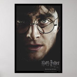 De mort sanctifie - Harry Potter Poster