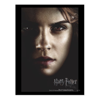 De mort sanctifie - Hermione Cartes Postales