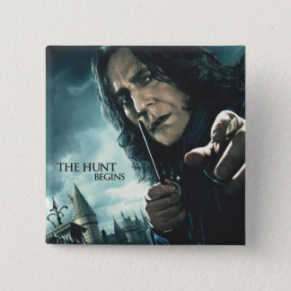 De mort sanctifie - Snape 2 Pin's