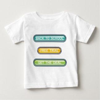 De nouveau à l'essai gratuit d'école obtenez les t-shirt