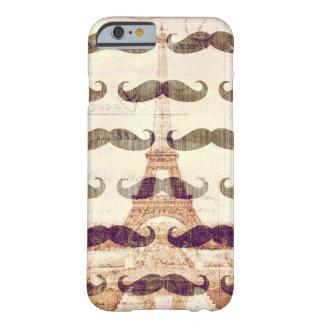 De Paris avec la moustache Coque Barely There iPhone 6