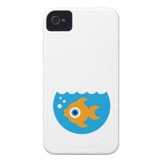 De poisson coques Case-Mate iPhone 4
