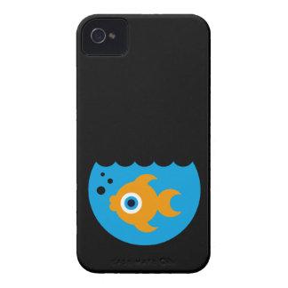 De poisson étuis iPhone 4
