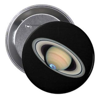 ~ de SATURN de PLANÈTE (système solaire) Pin's
