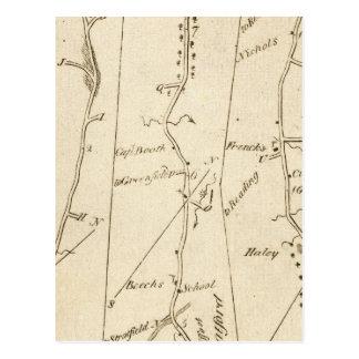 De Stratford à Poughkeepsie 15 Carte Postale