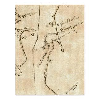 De Stratford à Poughkeepsie 20 Carte Postale
