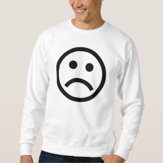 ☹ de sweatshirt de ☹