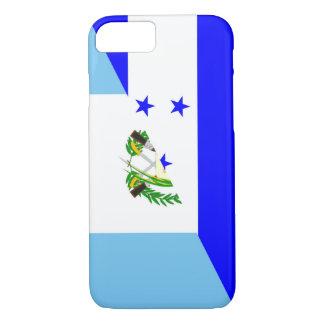de symbole de drapeau de pays du Honduras Coque iPhone 7