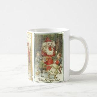 De tasse étrange de Noël