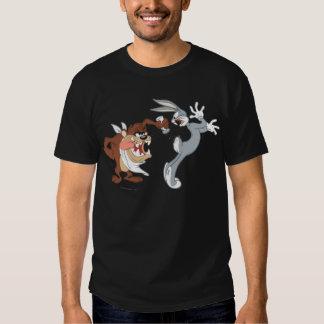 ™ de TAZ™ et de BUGS BUNNY T-shirts