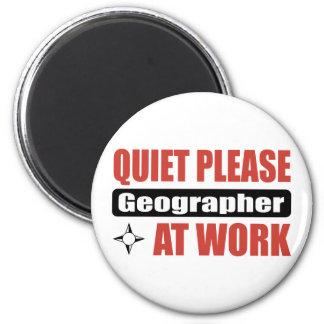 De tranquillité géographe svp au travail aimant