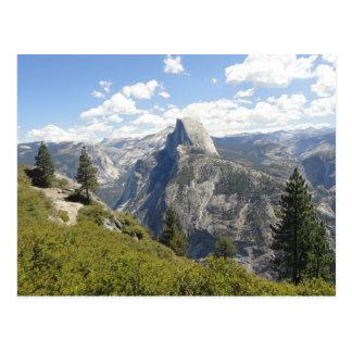 De vallée de dôme de la Californie de parc Carte Postale