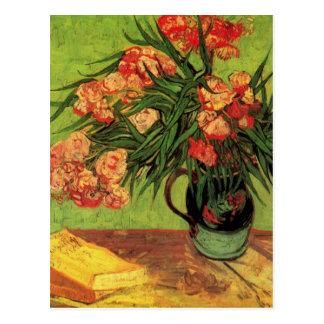 De Van Gogh toujours vase à la vie avec des Cartes Postales