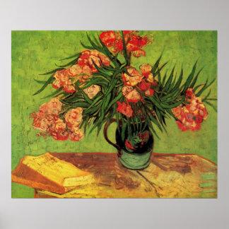 De Van Gogh toujours vase à la vie avec des Posters