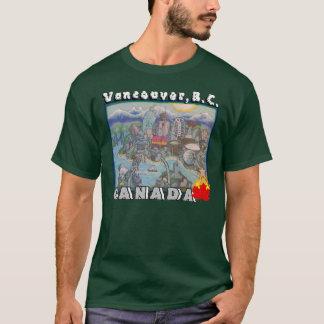 De Vancouver T-shirt AVANT JÉSUS CHRIST Canada