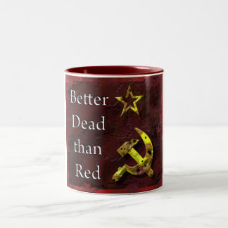 deadthanred tasse 2 couleurs