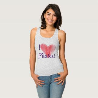 Débardeur Amour de Pilates