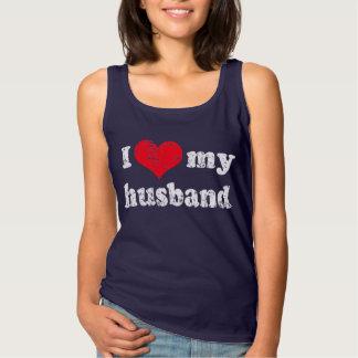 Débardeur Amour mignon d'I mon mari
