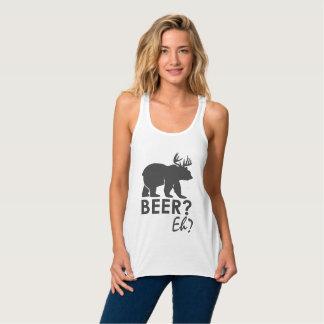 Débardeur Bière de coutume de jour du Canada ? chemise