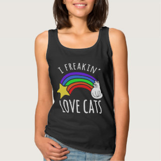 Débardeur Chats d'amour du freakin I