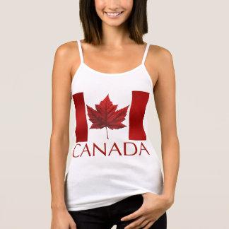 Débardeur Chemise de souvenir du Canada des femmes de