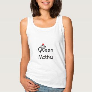 Débardeur Couronne de fête des mères d'amour de reine mère