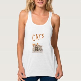 Débardeur de chat