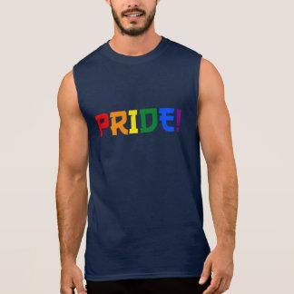 Débardeur de fierté d'arc-en-ciel de LGBT