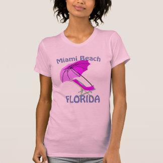 Débardeur de roses indien de Miami Beach la