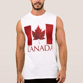 Débardeur de souvenir du Canada de chemise de