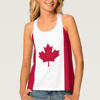 Débardeur Drapeau du Canada