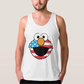 Débardeur Elmo patriote