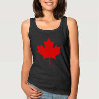 Débardeur Feuille d'érable canadienne