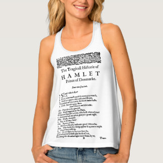 Débardeur Hamlet